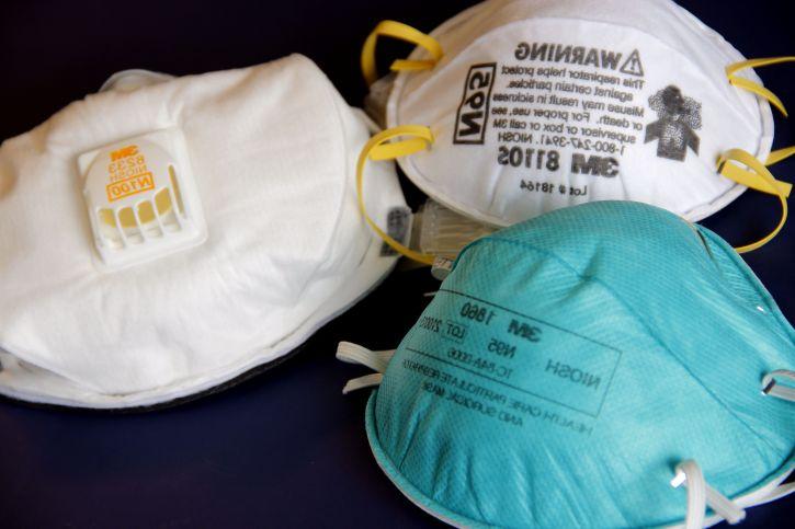 face masks, respirators, protection, hygiene, hygienic