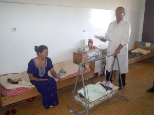 health care, worker, Turkmenistan, teaches, mother, evidence, based, treatments