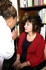 silmänpaine, damagered, ollen potilaiden, diabetes, kunto