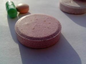 vitamin, ascorbic, acid, pills