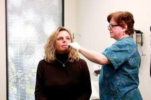 processus, l'administration, la posologie, la grippe, vivant, atténué, intranasale, vaccin, LAIV, narine