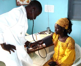 rural, residents, Senegal, health care, accessible, thanks, communty, health, huts