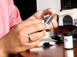 Já, monitorování krevní glukózy