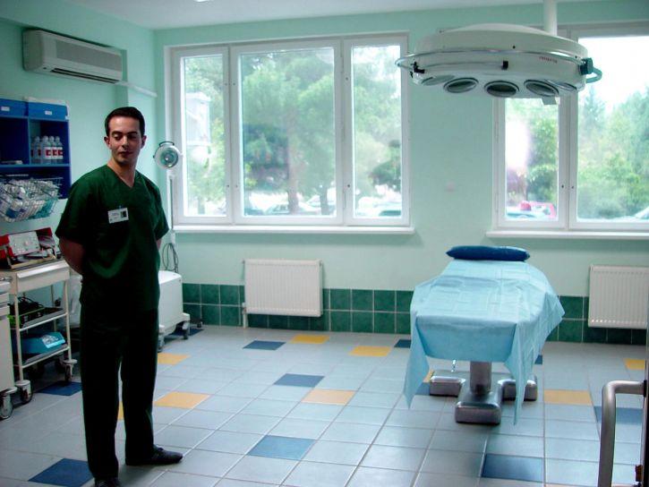 nouveau, état, art, pédiatrique, chambre, Iashvili, enfants, hôpital central d'urgence, Tbilissi