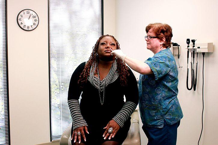 la grippe, nasale, pulvérisation, vaccin, virus, atténué