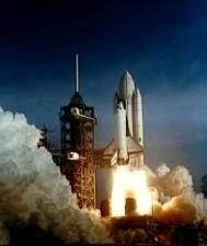 columbia, shuttle, start