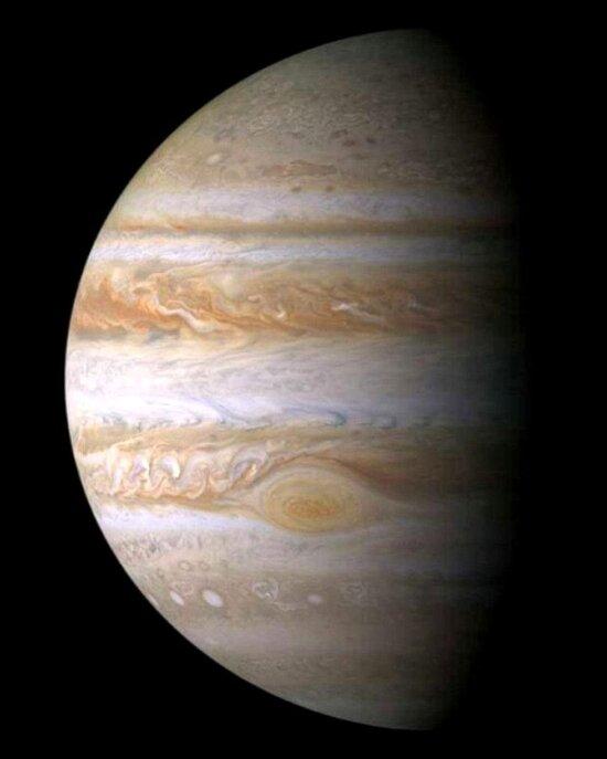 jupiter, planet, solar system