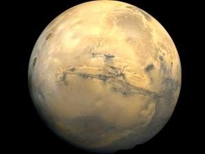 mars, planet, solar system