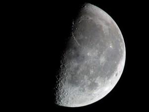 luna, espacio