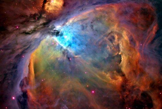 orion, Nebel, Raum, Galaxie