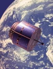 tempo, via satellite