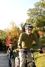 bicicleta, viaje