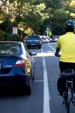 自行车, 开始, 早晨, 自行车, 骑