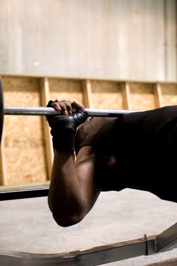 Bank, Presse, Stärke, Ausbildung, Übungen