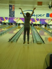 bowling, joie