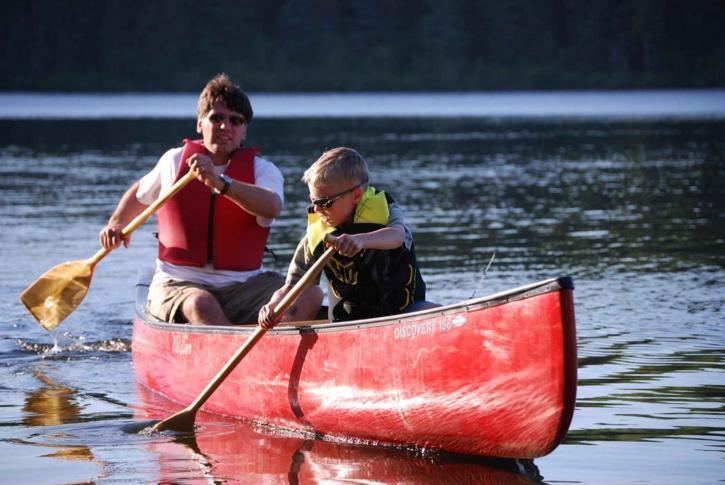 Canoeing And Kayaking Free Images Public Domain Images