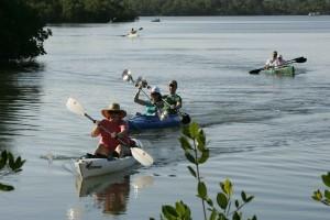 kayak, aventure