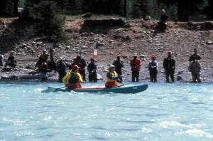 kayaking, combat, fishing, Kenai, river