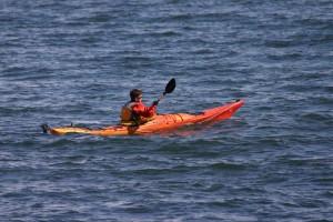 le sport, le kayak
