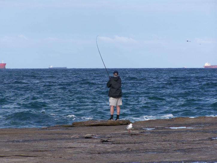 beach, fishing, dudley, beach