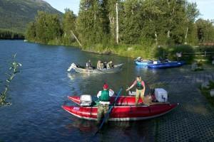 rekreaciju, ribarski brodovi