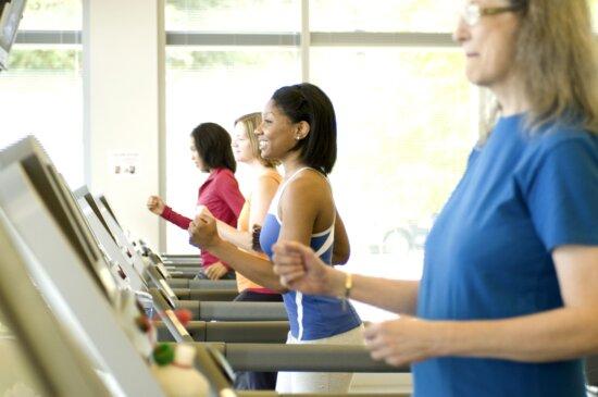 hoạt động hiếu khí, jogging, Chạy