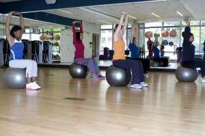 santé, aérobie, fitness