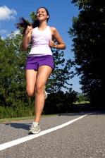 jogging, la course
