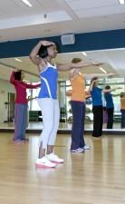 physiques, l'activité, les lignes directrices, les Américains