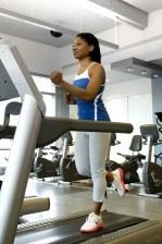 fyzickej, aktivity, telocvičňa