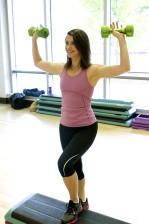 yoga, girl, happy, woman