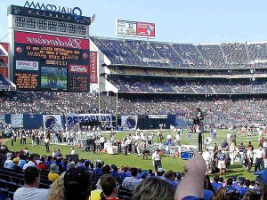 football, stadiums, crowd, sport, scoreboard