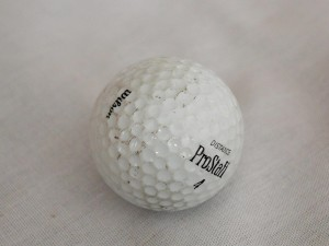 golf, ball, close