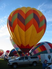 hot, air, balloon, stock, photo
