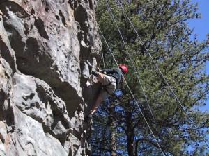 Klettern, Mann, Berg
