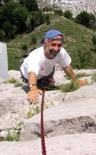 outdoor, tourism, promoter, climbs, rocks, Iskar, river, Gorge, Bulgarian, town, Lakatnik