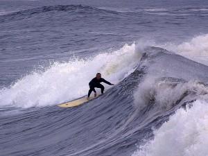 surfing, ocean