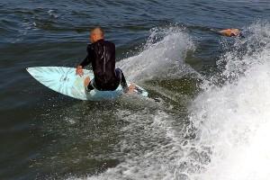venecia, playa, surf