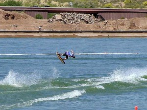 wake, boarding, water, surfing
