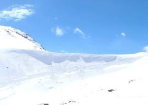ski, alps, bright, day