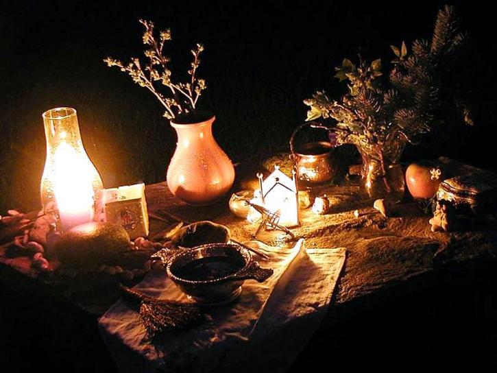 muuttaa, kynttilät, maljakot