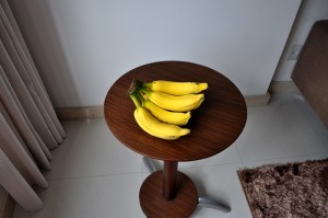 several, fresh, banana, table, living, room
