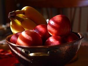 zátišie, ovocie