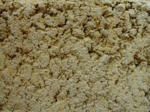 kalksteen, beton, textuur, gegoten, kalksteen, blok