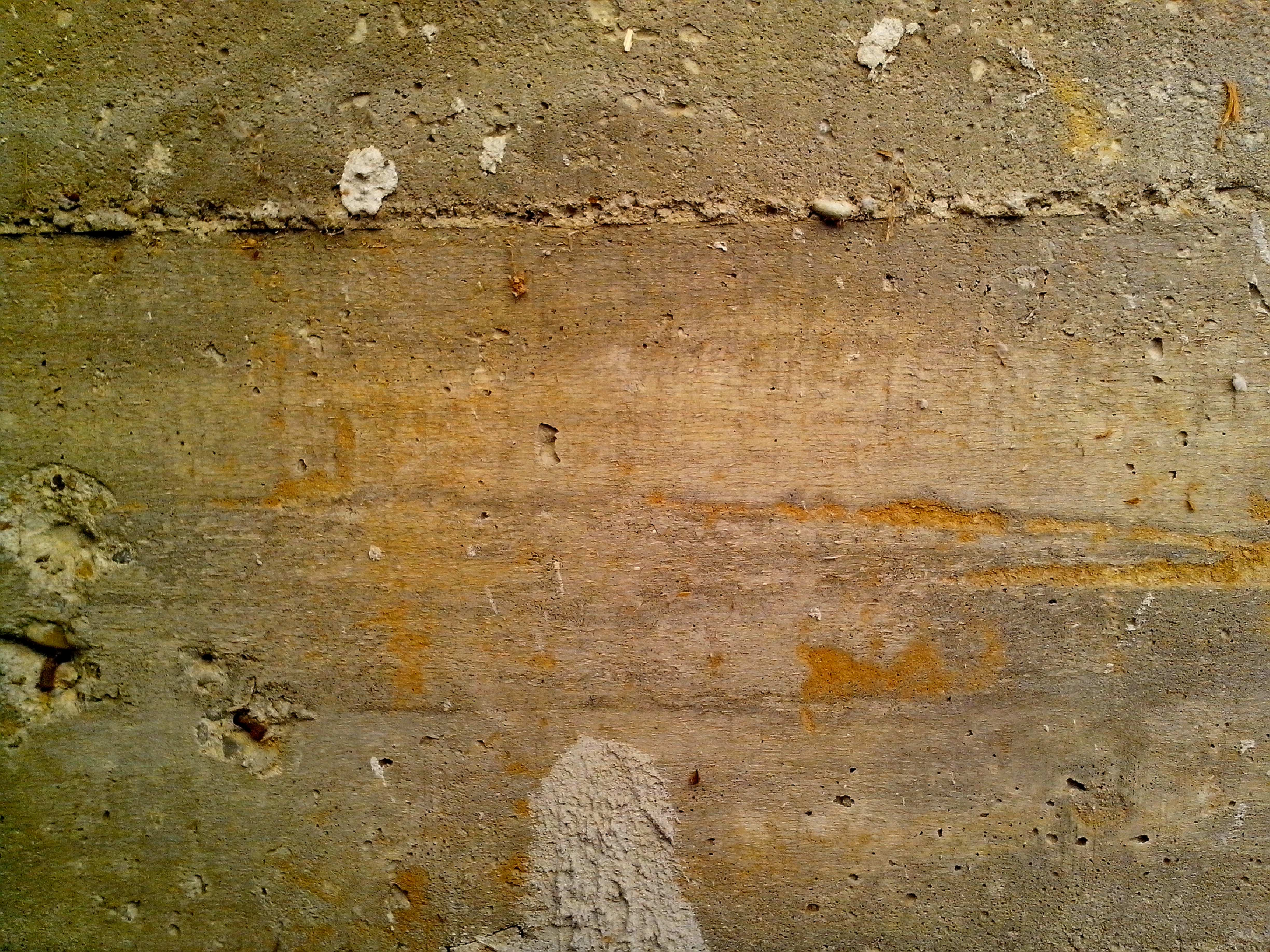 Free photograph; rusty, concrete, texture, wall