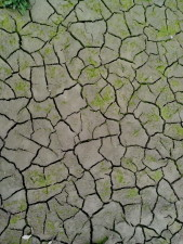 dry, cracks, earth, texture