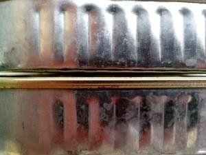 metal, sardinas