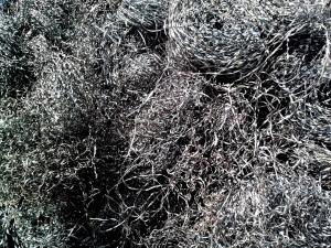trucioli, strisce, metalli
