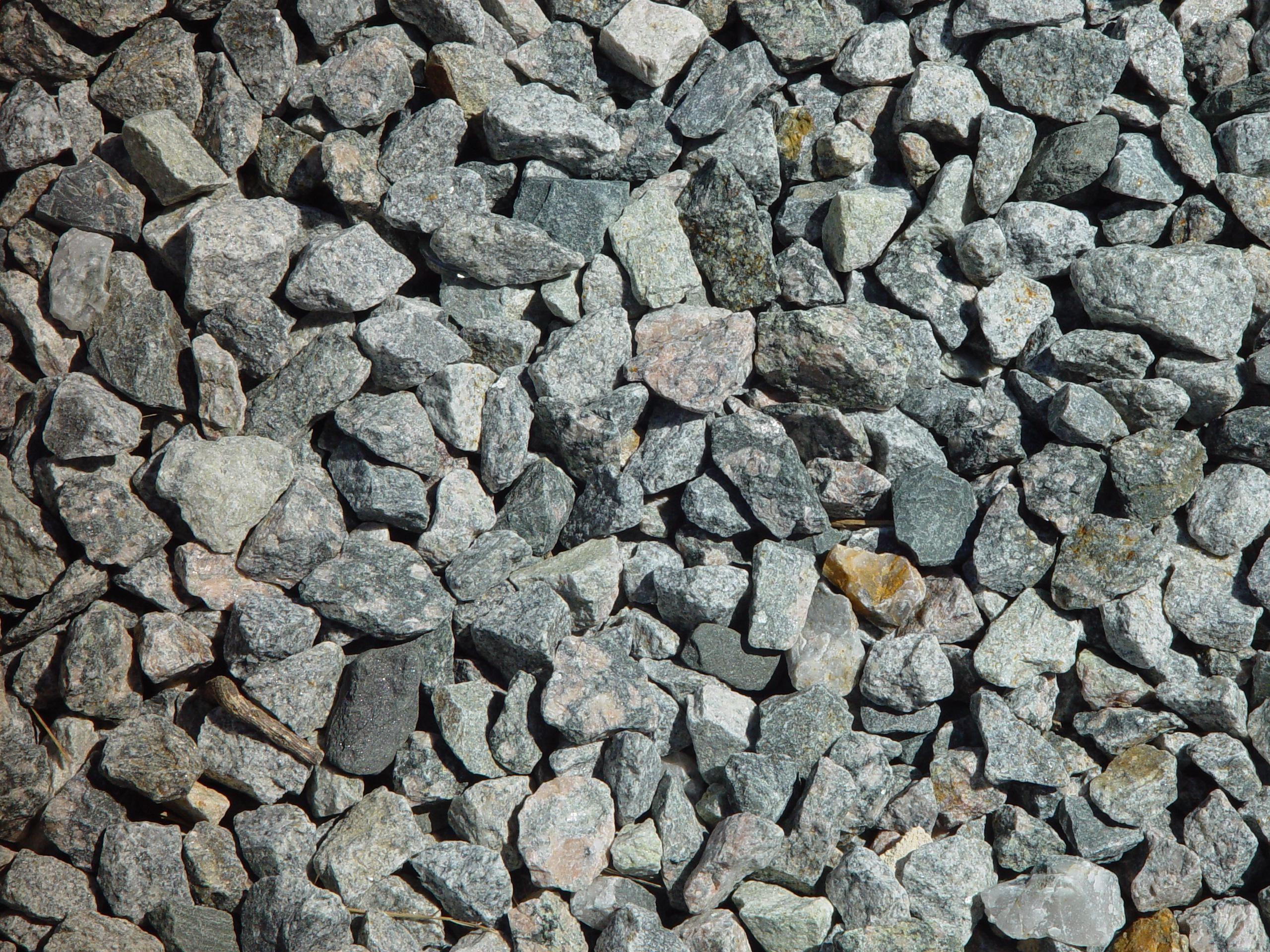 Free Picture Bluemetal Coarse Granite Gravel Texture