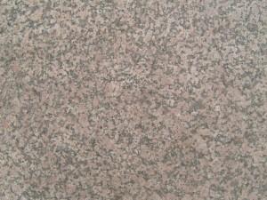 le granit, la surface